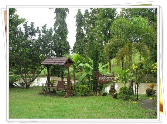 Ban Rai Tin Thai Ngarm Eco Lodge: Morning with fresh air