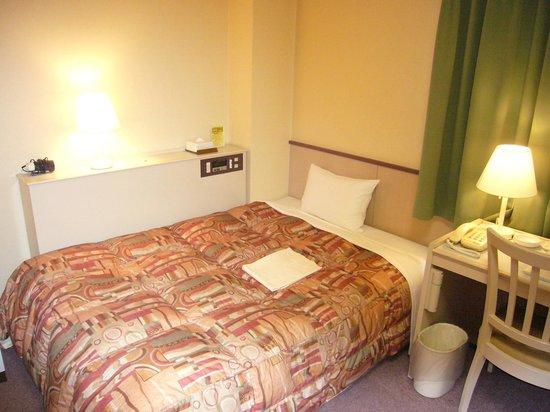 Hotel 1-2-3 Tennoji: シングルルーム