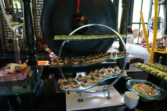 InterContinental Danang Sun Peninsula Resort : Dessert