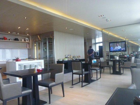Bangkok Marriott Hotel Sukhumvit : Marriott Executive Lounge