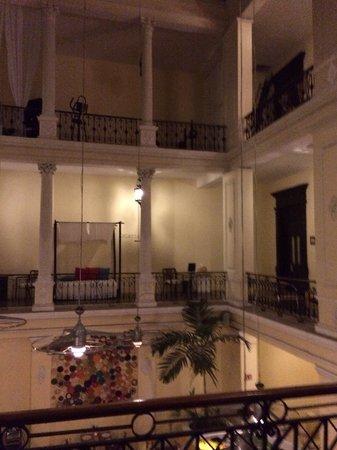 Piedra de Agua Hotel Boutique : View of the interior