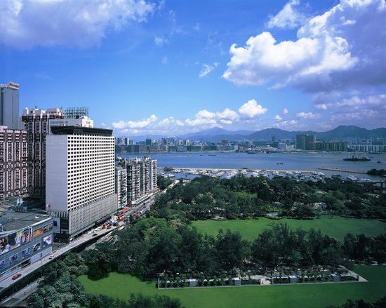 The Park Lane Hong Kong, a Pullman Hotel Exterior