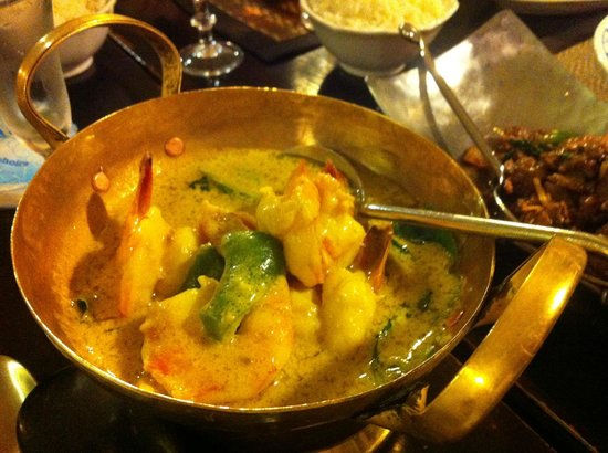Restaurant Le Mai Thai : Spicy and taste