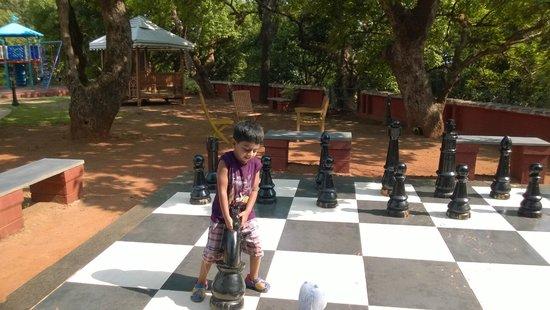 Citrus Chambers Mahabaleshwar: Chess board for some fun