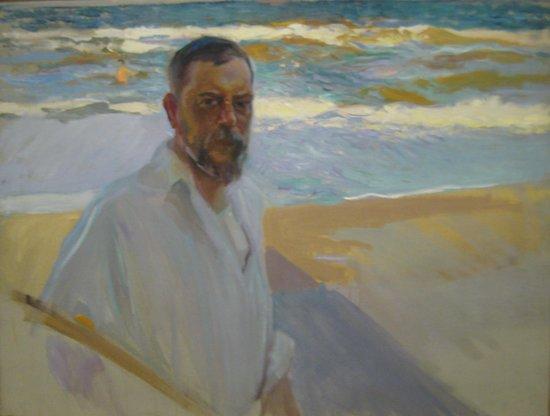 Musée Sorolla : Sorolla Self-Portrait