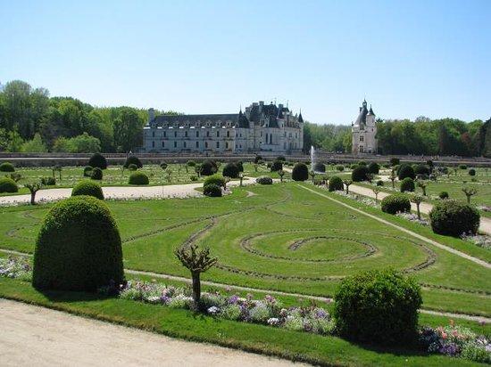 Chateau de Chenonceau: Jardin
