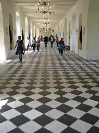 Chateau de Chenonceau: Gallerie