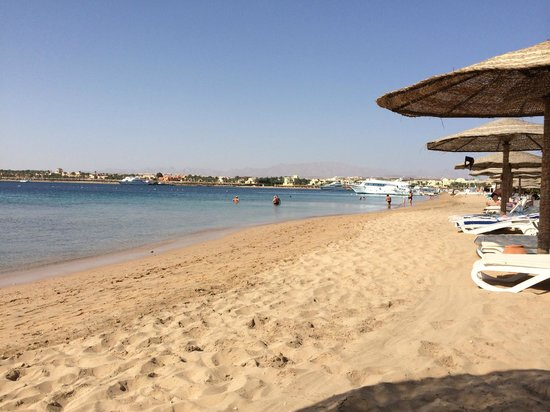 Fort Arabesque Resort, Spa & Villas: spiaggia