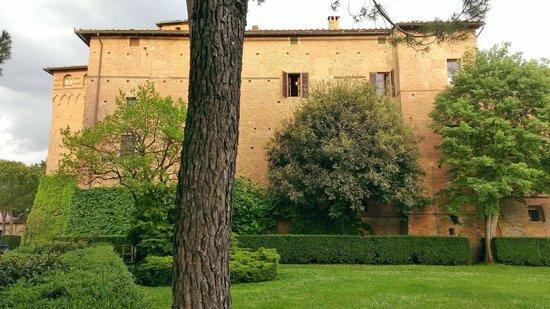 Castello di San Fabiano: Castle