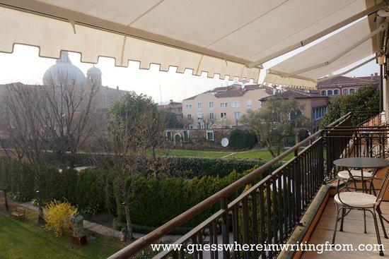 Belmond Hotel Cipriani: Garden view room