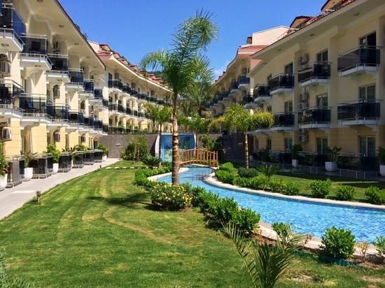 Montebello Resort: garden view rooms