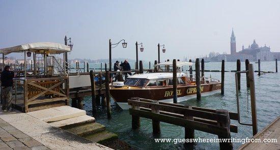 Belmond Hotel Cipriani: 24/7 Boat shuttle service