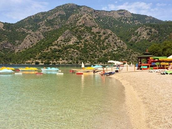 Montebello Resort: Blue Lagoon