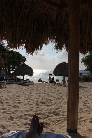 Hilton Curacao: Great place to chill out