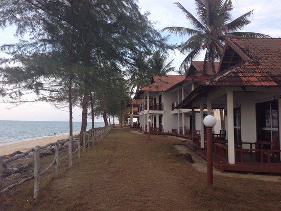 Sutra Beach Resort Terengganu: Sea view