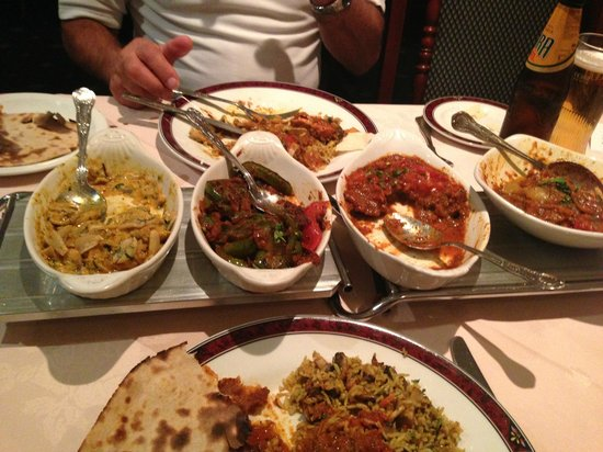 Palace Tandoori west drayton middlesex: Eat in