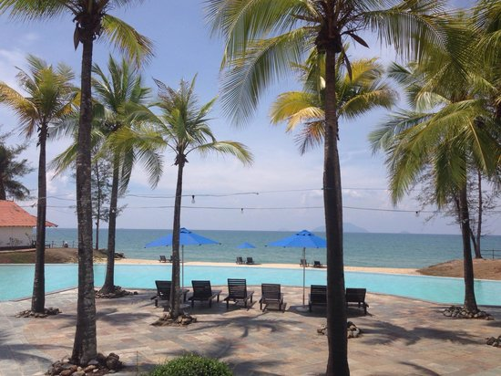Sutra Beach Resort Terengganu: The pool. The best part