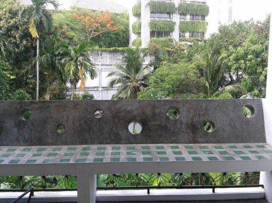 Surintra: Balcony
