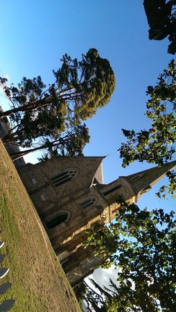 Rosebery, Australien: on a hill