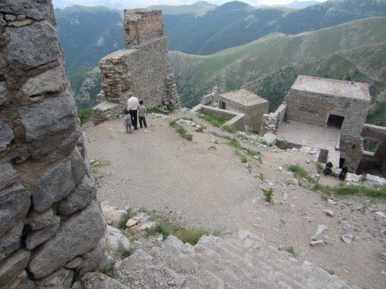 East Azerbaijan Province, Ιράν: ghale babak (babak fort)-kaleybar