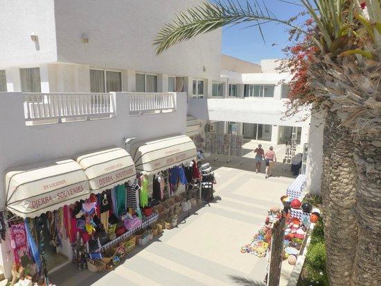 El Mouradi Djerba Menzel: la boutique de l'hôtel