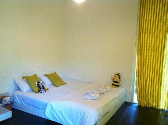 Porploen Hip Resort @Suan Phung: ห้องนอน