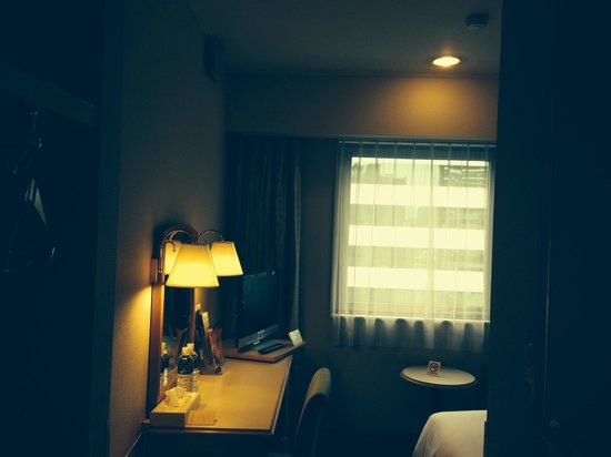 Hotel Sunroute Taipei: View of room from entrance