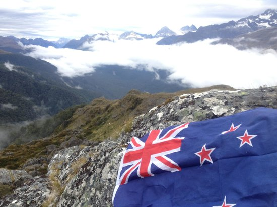Routeburn Track : Beautiful NZ