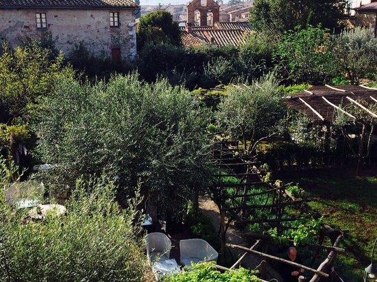 Hotel Palazzo del Capitano Exclusive Wellness & Relais : Giardino