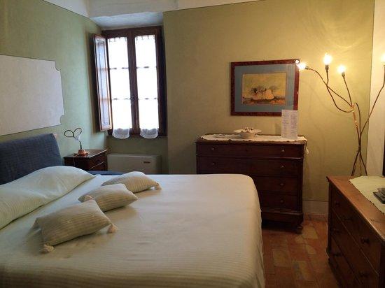 Hotel Palazzo del Capitano Exclusive Wellness & Relais : Divano Letto