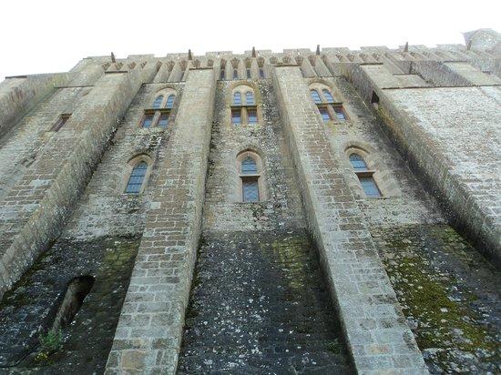 Abbaye du Mont-Saint-Michel : La Merveille du Mont