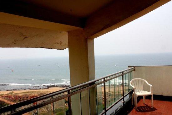 APTDC Haritha Beach Resort : the 270 degrees