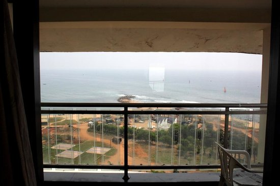 APTDC Haritha Beach Resort: from bed