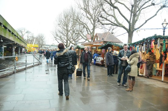 Southbank Centre: The Christmas Market