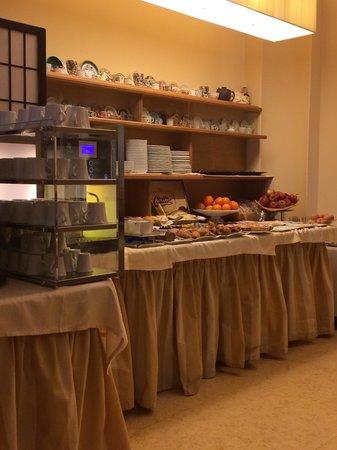 Seccy Hotel Boutique: На завтраке