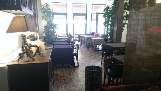 Hotel Le Glacier: Frhstücksraum, sehr gemütlich eingerichtet