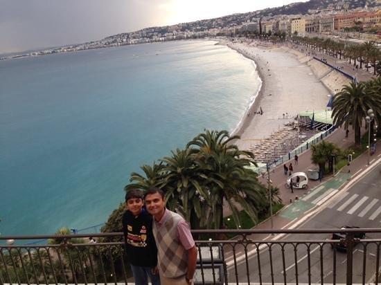 Promenade des Anglais : Côte d'Azur
