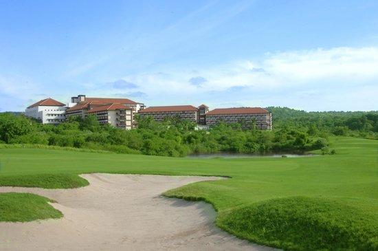 New Kuta Hotel: Golf View