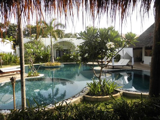 Navutu Dreams Resort & Wellness Retreat: Palm Pool