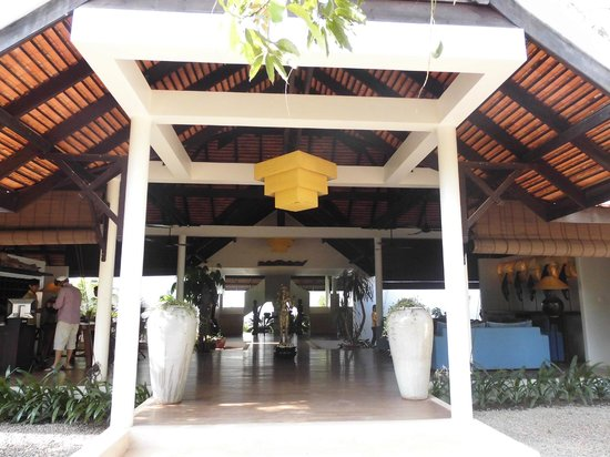 Navutu Dreams Resort & Wellness Retreat: Reception