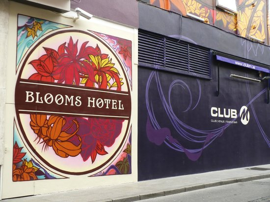 Blooms Hotel : Panoramica sull'Hotel