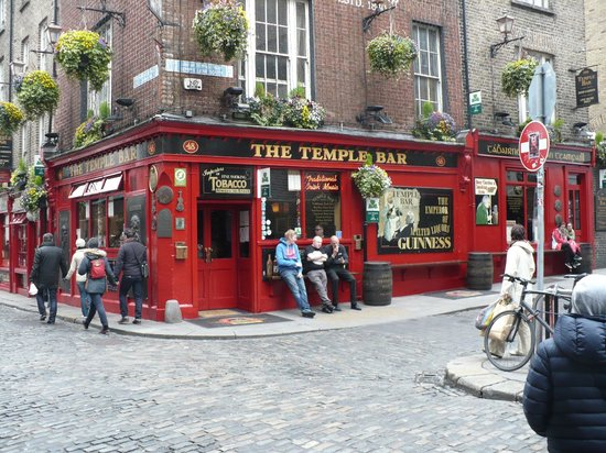 Blooms Hotel: Temple Bar