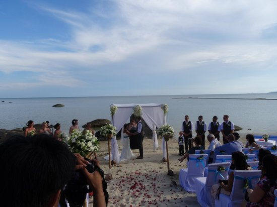 Beach Republic The Residences : wedding