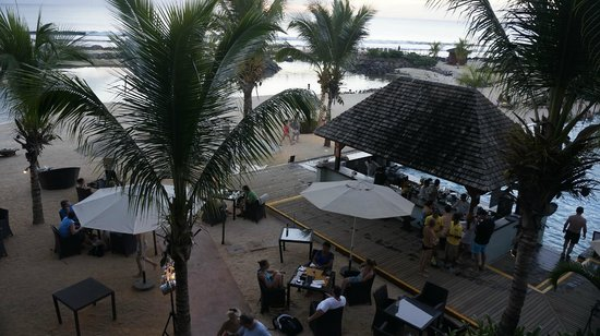 InterContinental Mauritius Resort Balaclava Fort : le bar