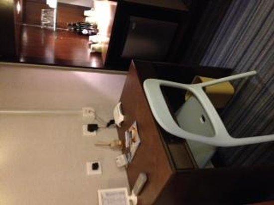 Evergreen Hotel : 机
