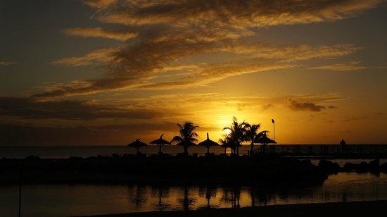 InterContinental Mauritius Resort Balaclava Fort : vue de la chambre