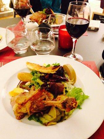 Chez Peyro : Salade XXL