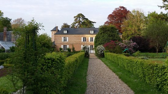 Chateau des Alleux