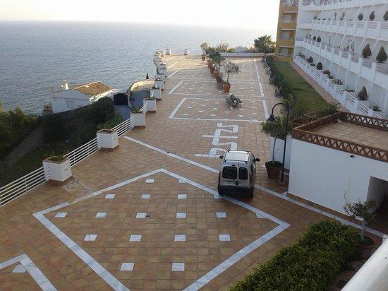 BEST WESTERN Hotel Salobrena : desde la habitación