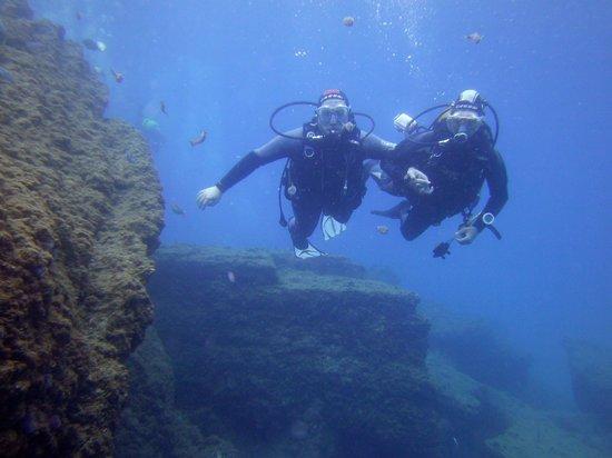 Abyss Plongee: Découverte plongée